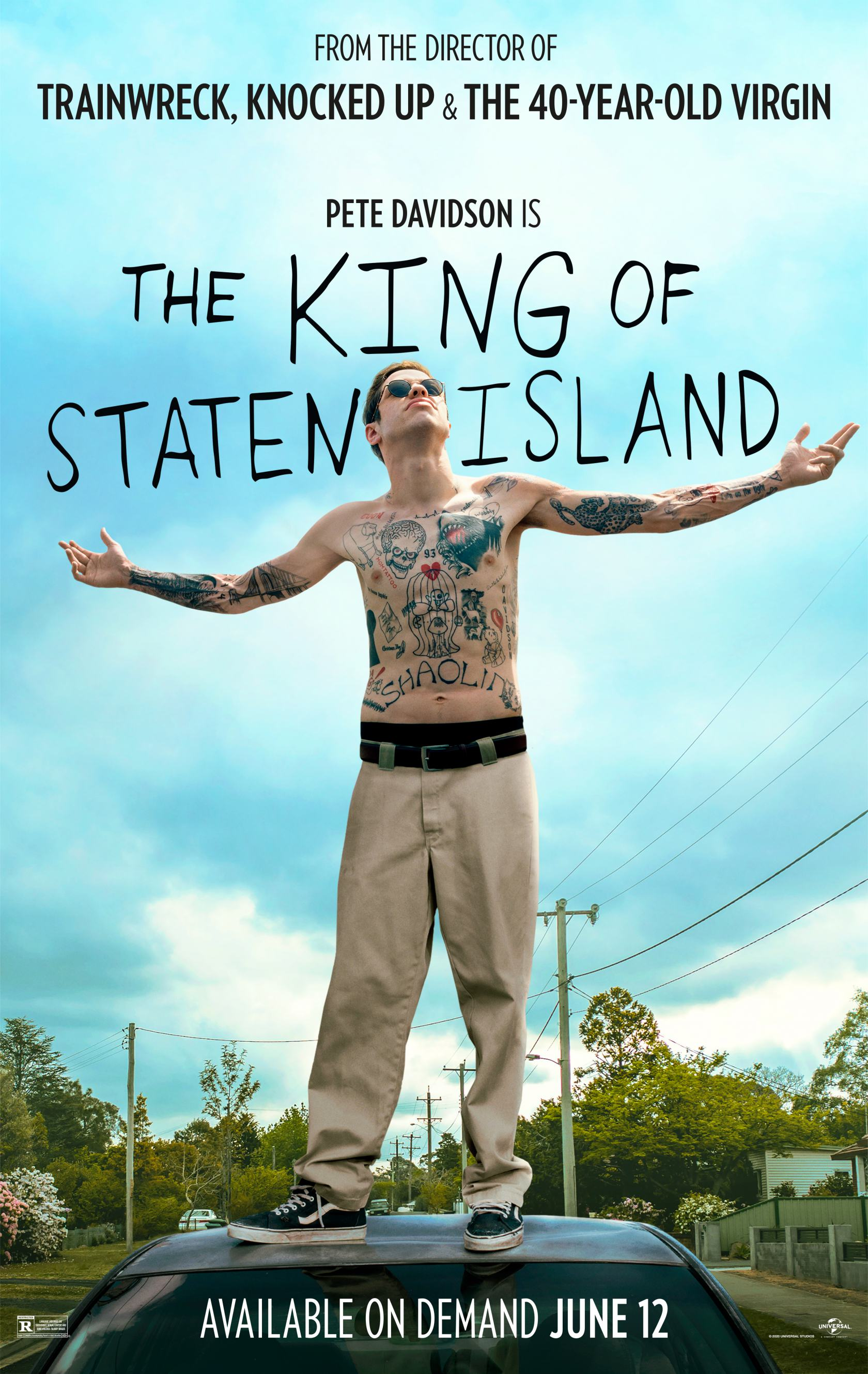 The King of Staten Island Poster #1