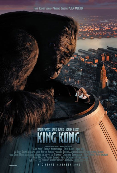 King Kong Poster #1