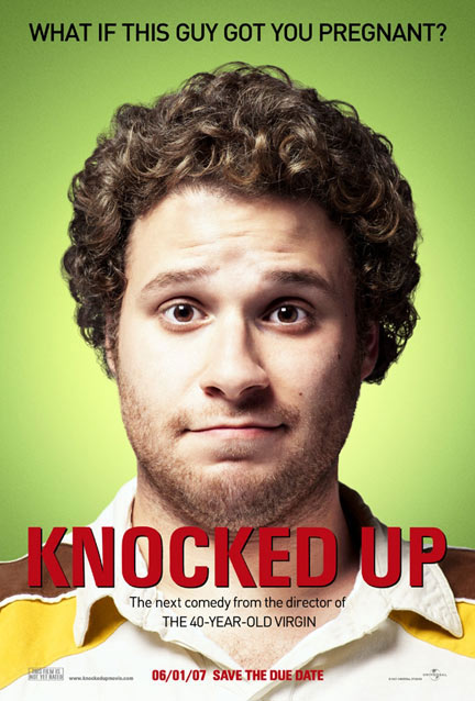 Knocked Up Poster #1