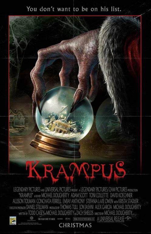 Krampus Poster #1