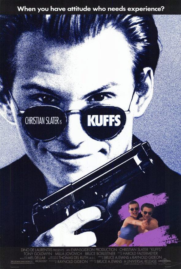 Kuffs Poster #1