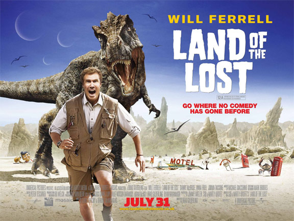 Land of the Lost Poster #3