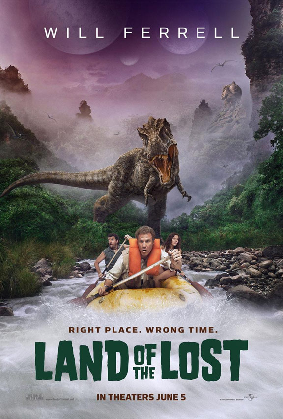 Land of the Lost Poster #1