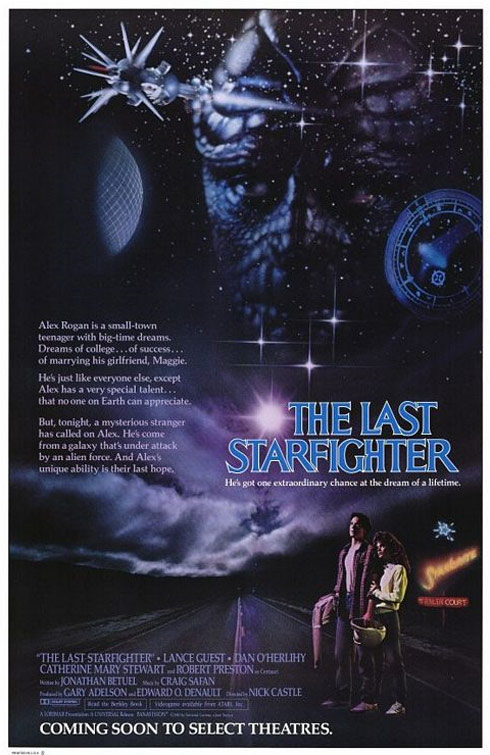 The Last Starfighter Poster #2