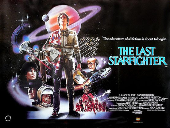 The Last Starfighter Poster #3
