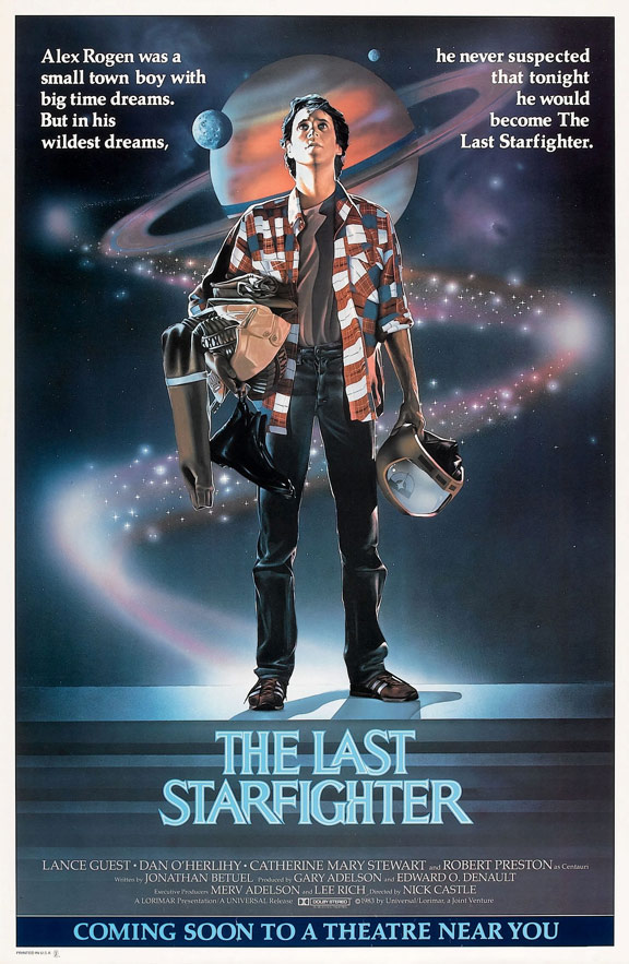 The Last Starfighter Poster #1