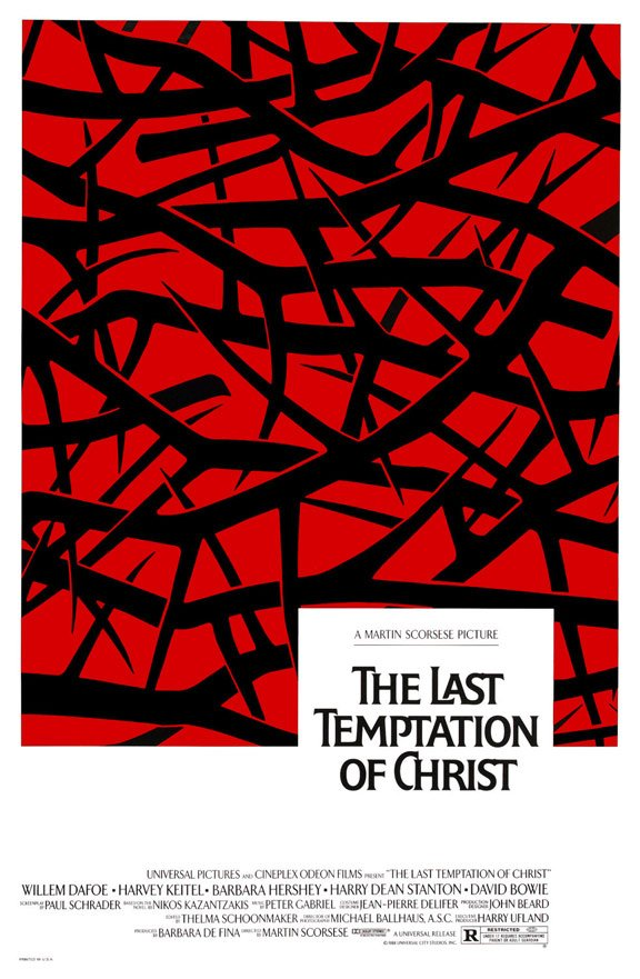 The Last Temptation of Christ Poster #1