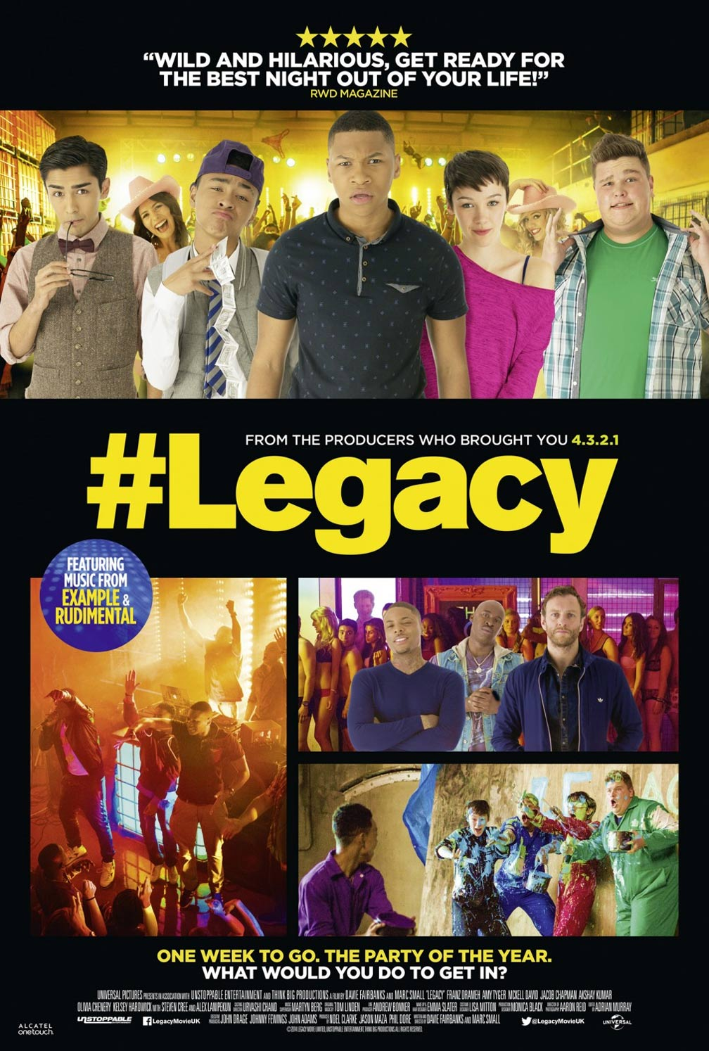 Legacy Poster #1
