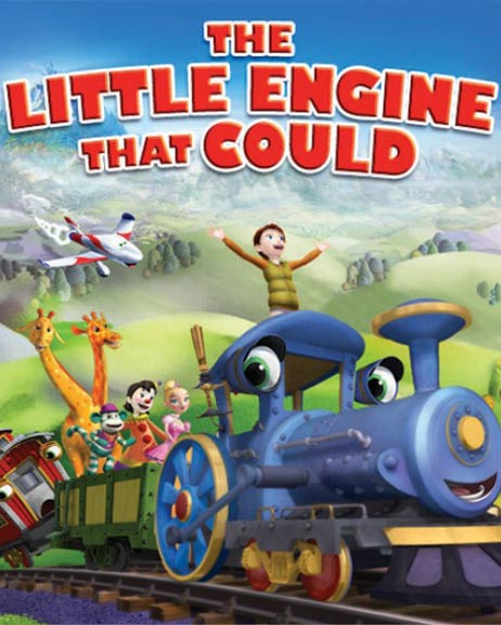 The Little Engine That Could Poster #1