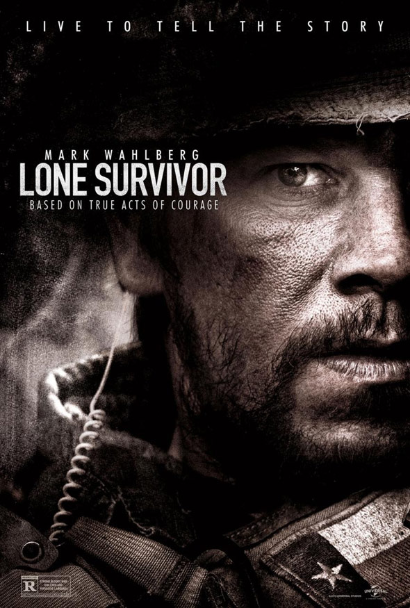 Lone Survivor Poster #1