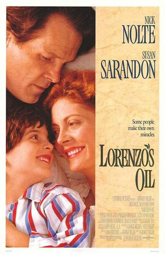Lorenzo's Oil Poster #1