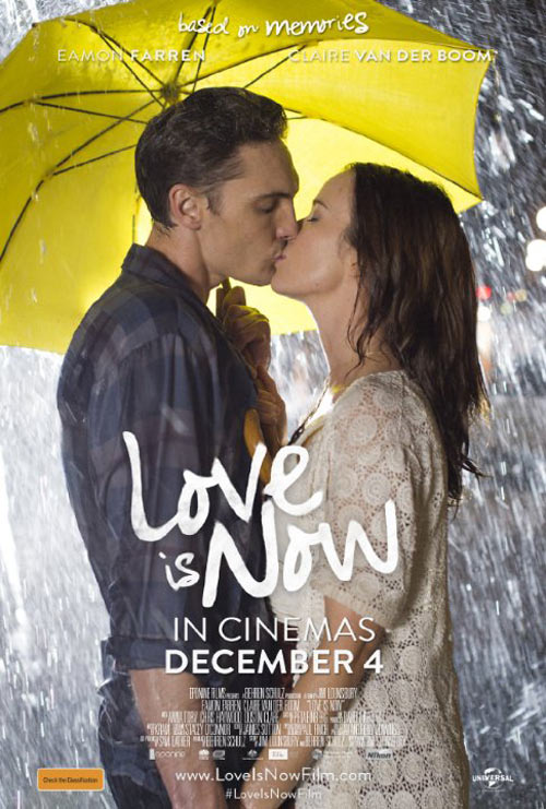 Love is Now Poster #1