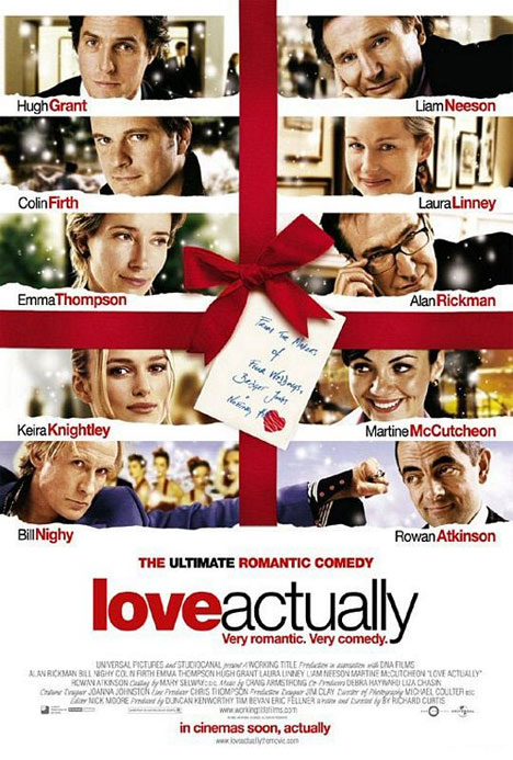 Love Actually Poster #1