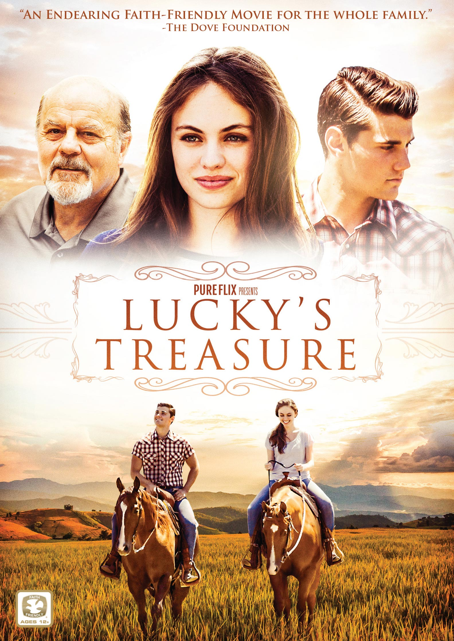 Lucky's Treasure Poster #1