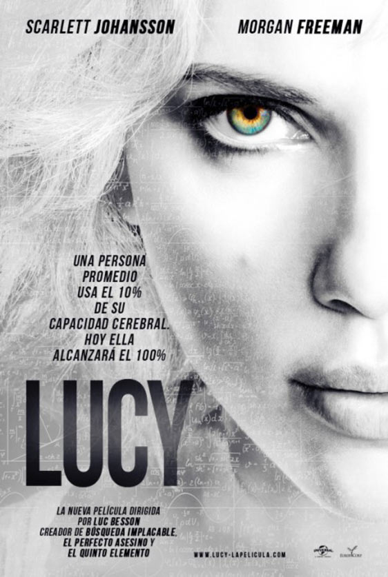 Lucy Poster #3