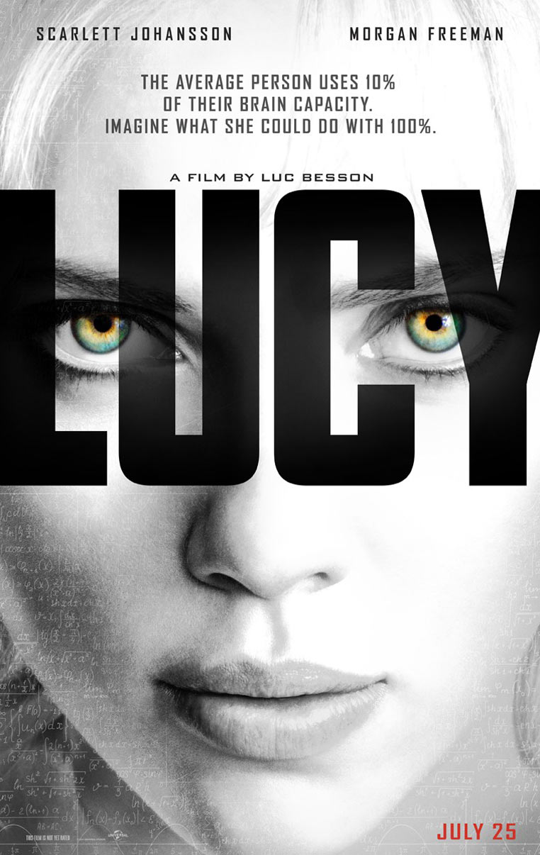 Lucy Poster #1