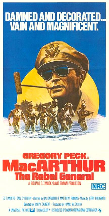 MacArthur Poster #1