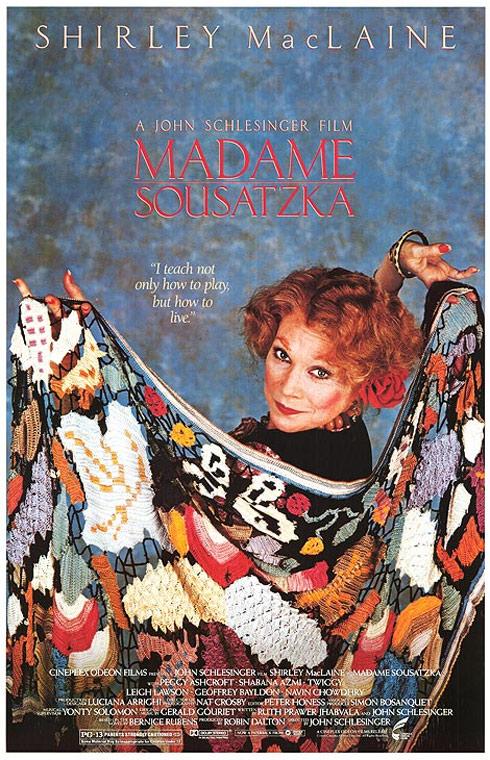 Madame Sousatzka Poster #1