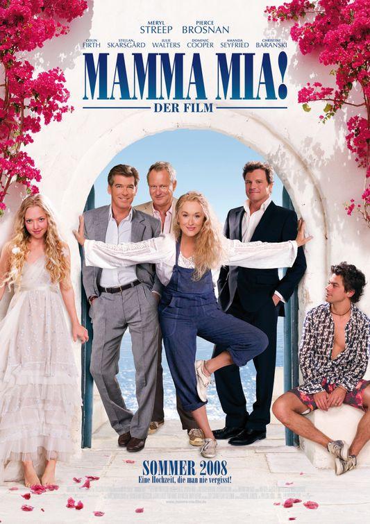 Mamma Mia! Poster #2