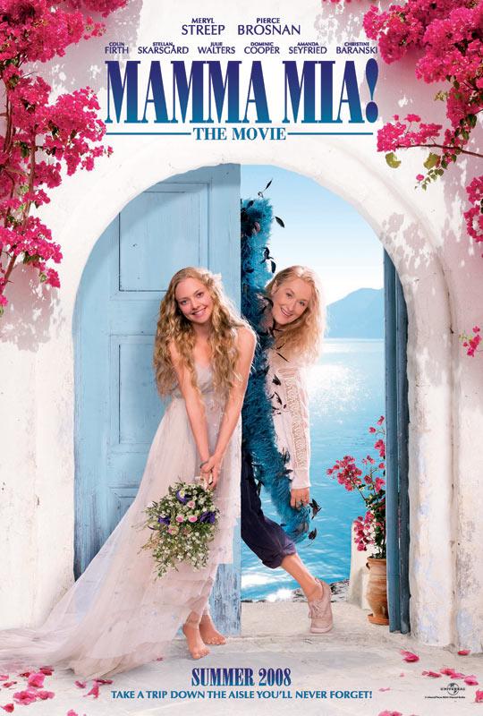 Mamma Mia! Poster #1