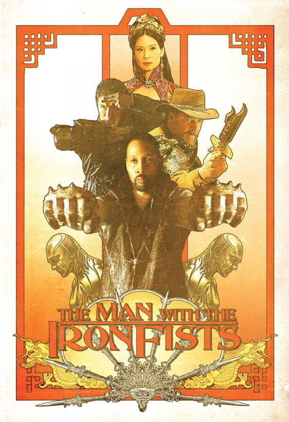 The Man with the Iron Fists Poster #11