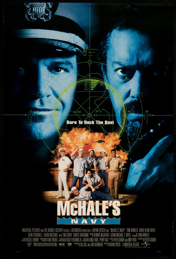 McHale's Navy Poster #1