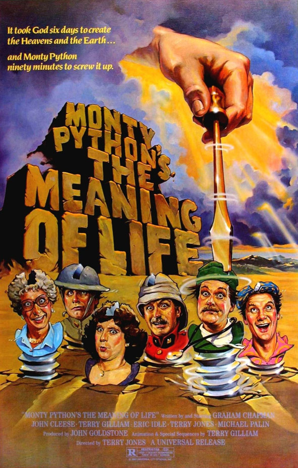 The Meaning of Life Poster #1