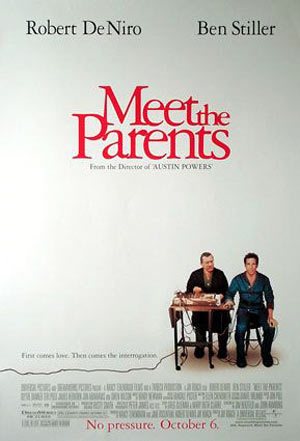 Meet the Parents Poster #2