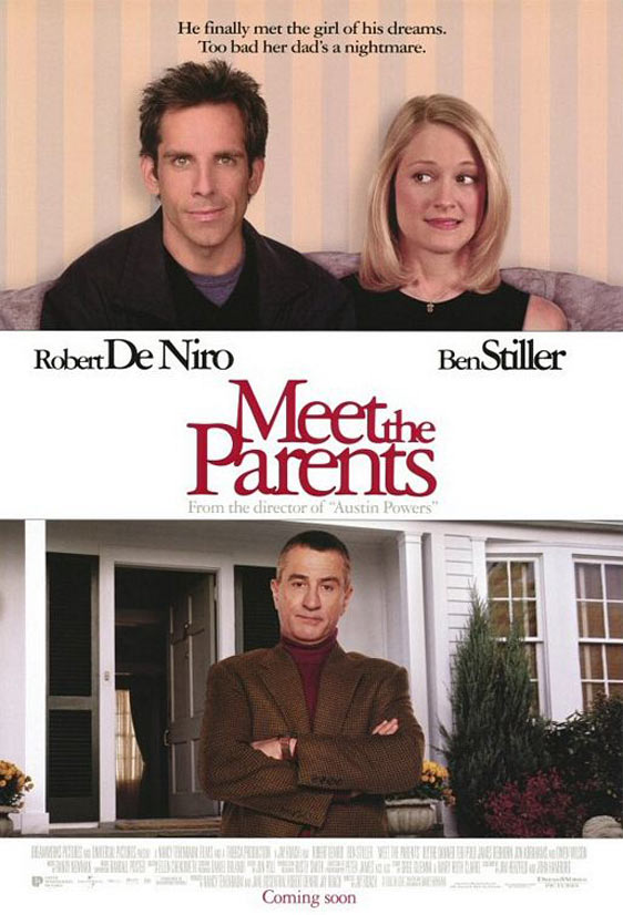 Meet the Parents Poster #1