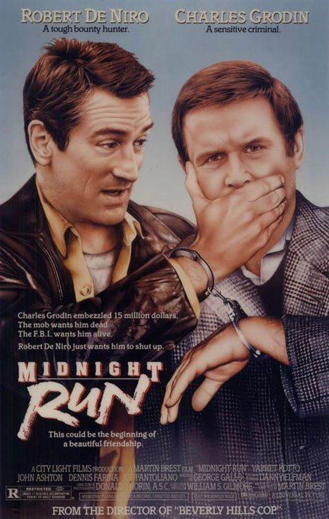 Midnight Run Poster #1