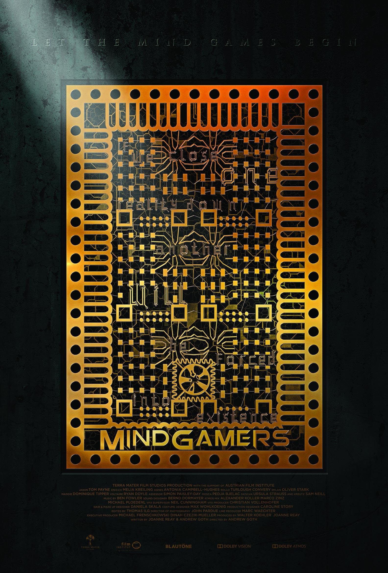 MindGamers Poster #1