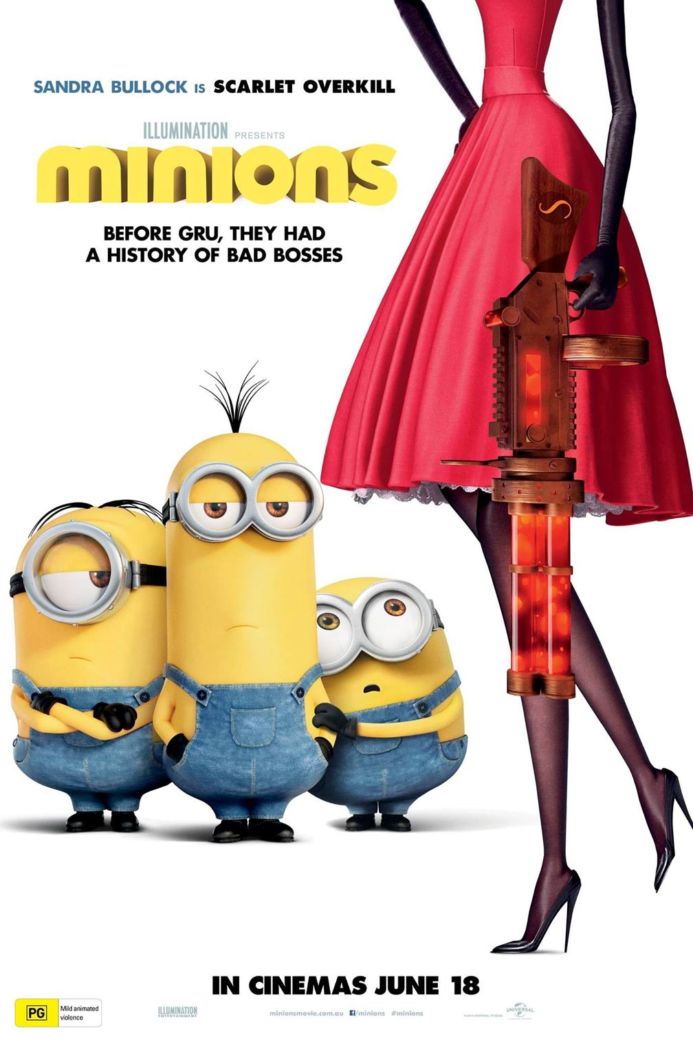 Minions Poster #3