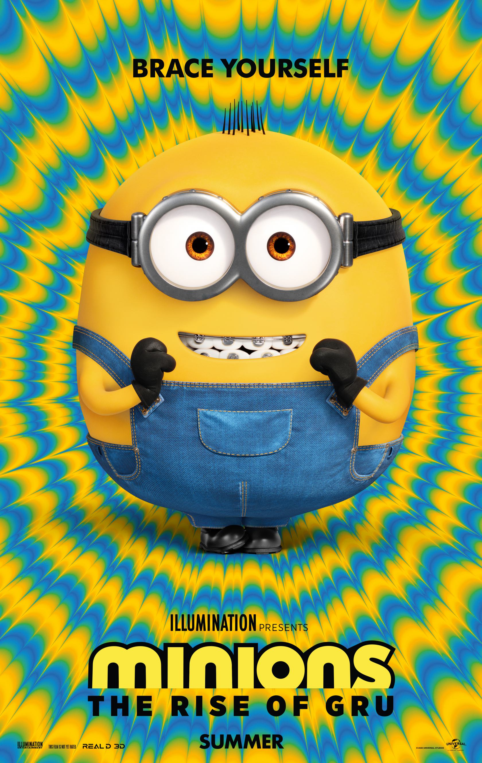 Minions: The Rise of Gru Poster #1