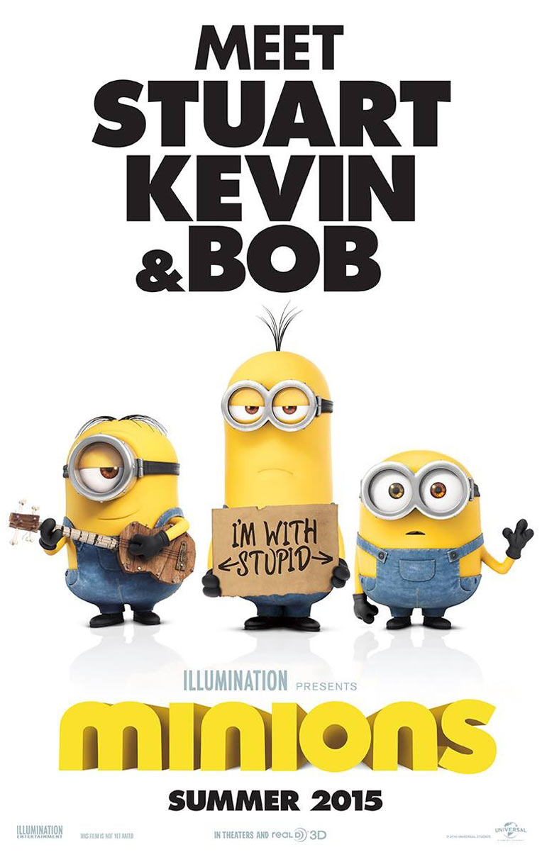 Minions Poster #1