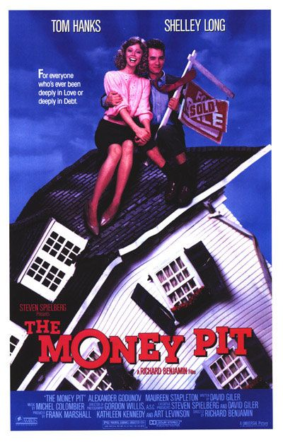The Money Pit Poster #1