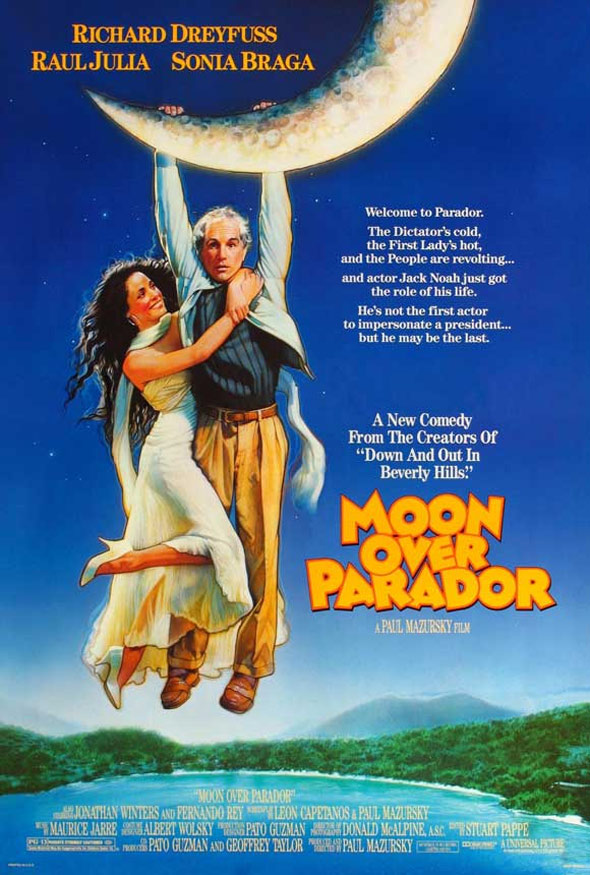 Moon Over Parador Poster #1