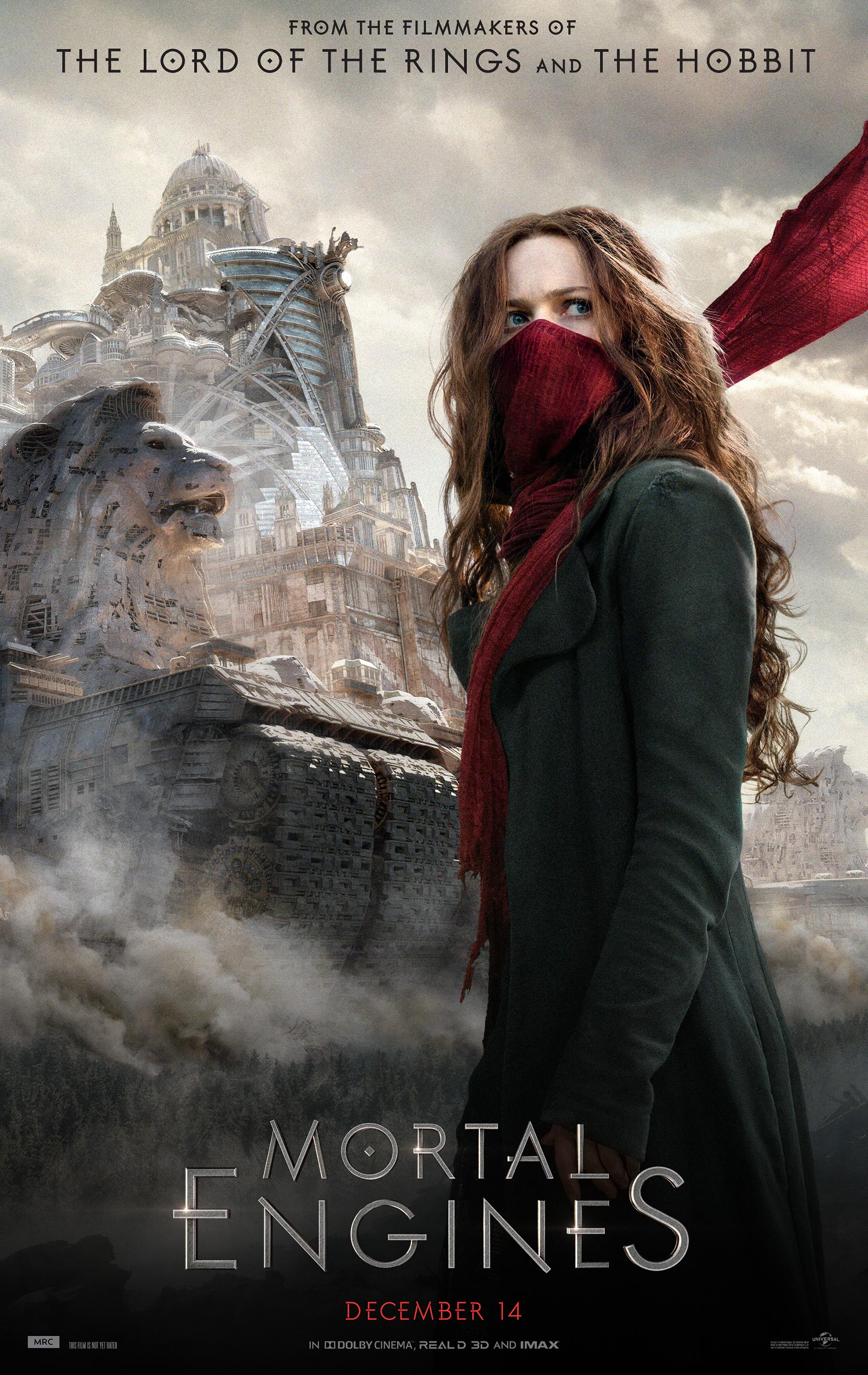 Mortal Engines Poster #2