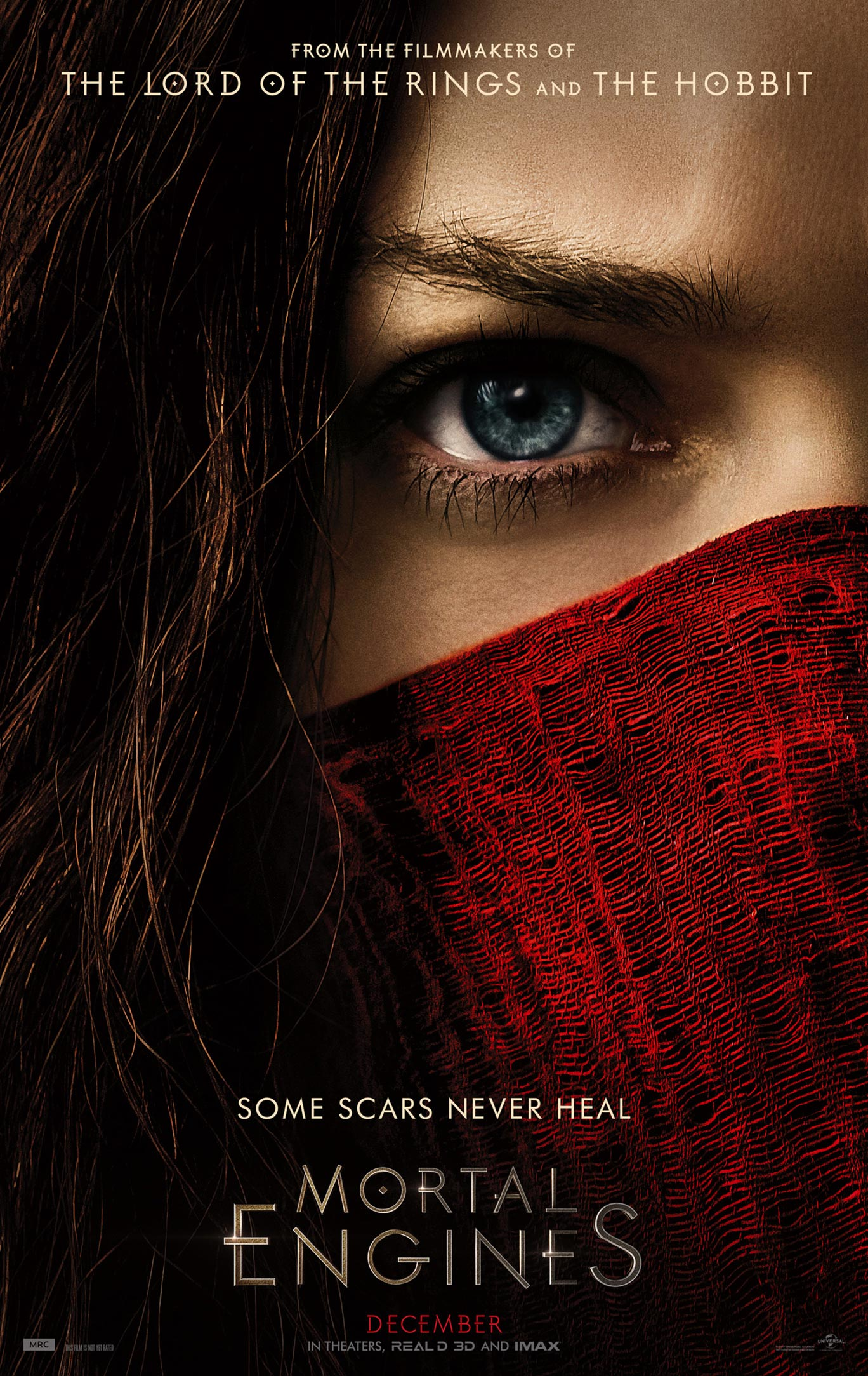 Mortal Engines Poster #1