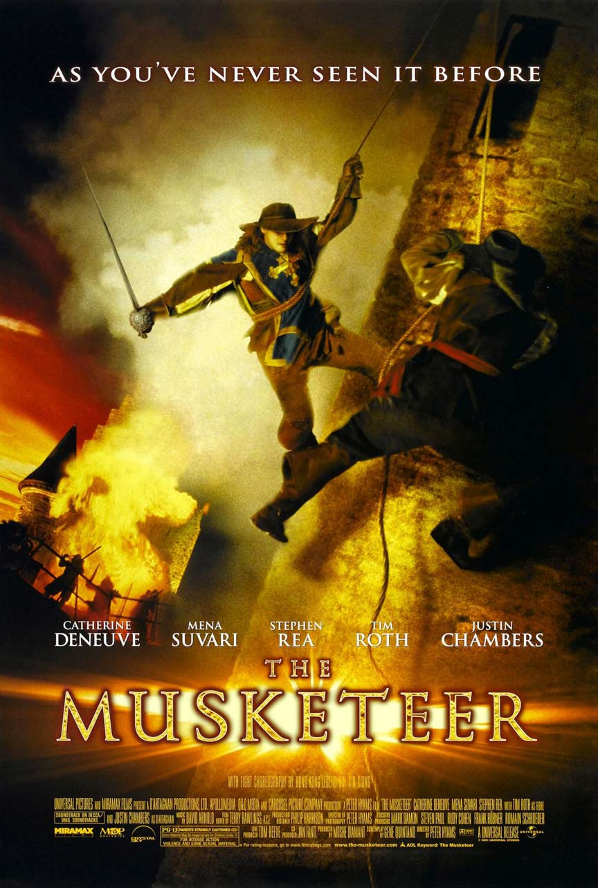 The Musketeer Poster #1