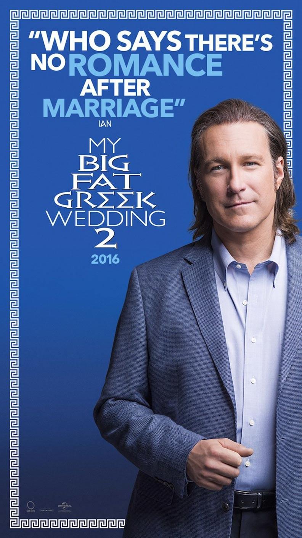 My Big Fat Greek Wedding 2 Poster #3