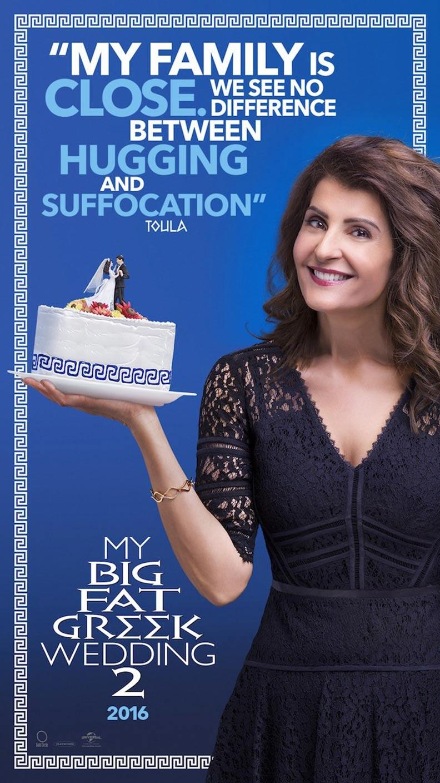 My Big Fat Greek Wedding 2 Poster #4