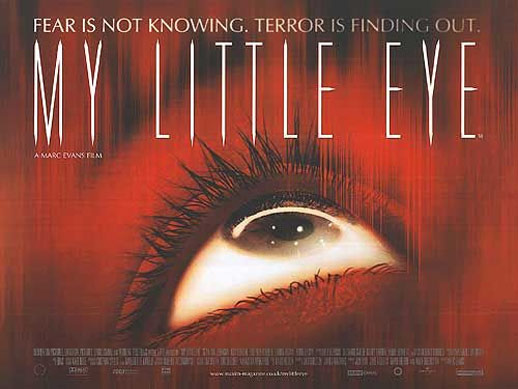 My Little Eye Poster #2