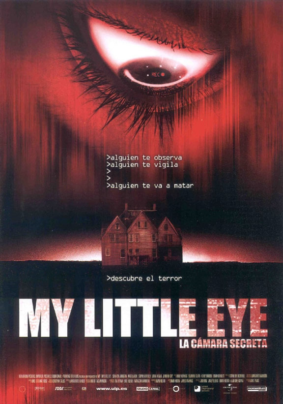 My Little Eye Poster #1