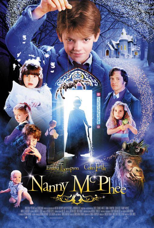 Nanny McPhee Poster #1