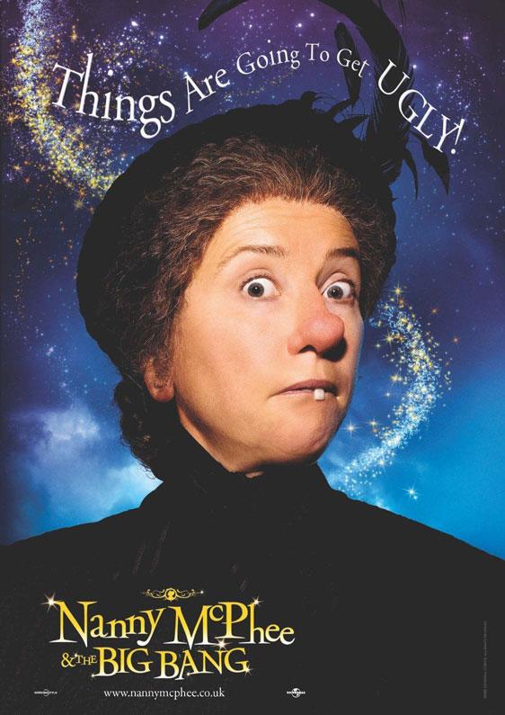 Nanny McPhee Returns Poster #4