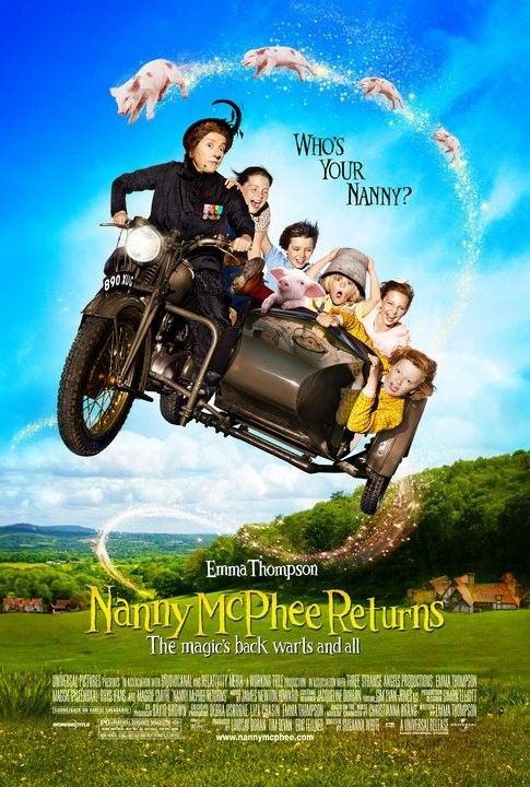 Nanny McPhee Returns Poster #5