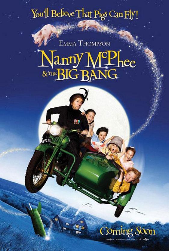 Nanny McPhee Returns Poster #1