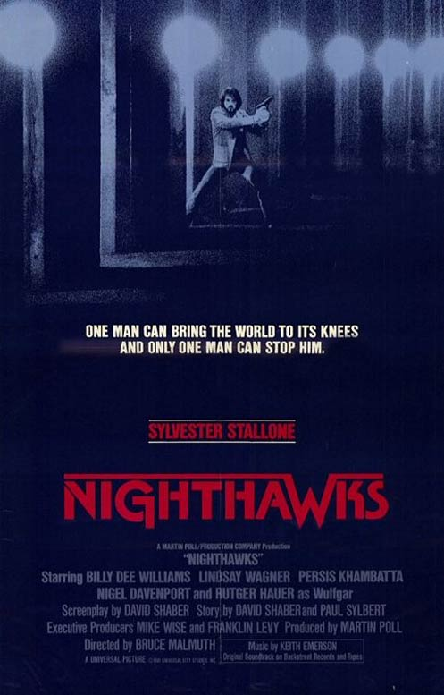 Nighthawks Poster #1