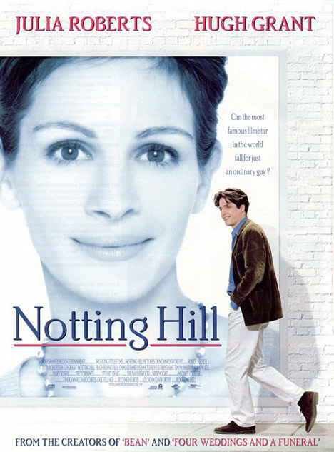 Notting Hill Poster #1