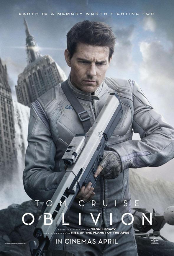 Oblivion Poster #2